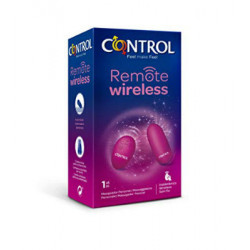 CONTROL TOYS REMOTE WIRELESS 1 UD