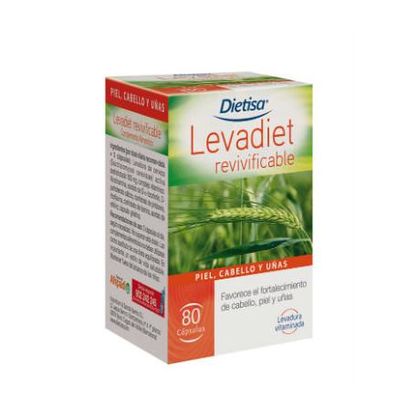 DIETISA LEVADIET REVIVIFICABLE 80 CAP.