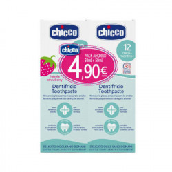 PASTA DENTAL FRESA DUPLO CHICCO 12M+