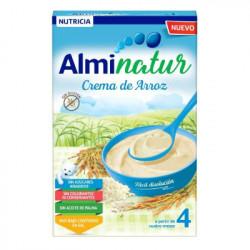 ALMIRON ALMINATUR CREMA ARROZ 250 GR