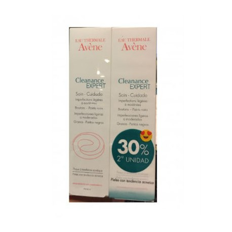 AVENE CLEANANCE EXPERT DUPLO - 2x40ml