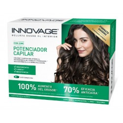 INNOVAGE CAPILAR MUJER 2x30comp. + 1 MES GRATIS