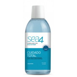 SEA4 COLUTORIO CUIDADO TOTAL 500ml