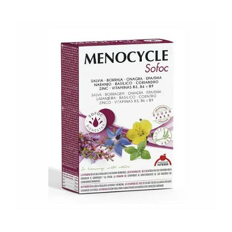 MUJER MENOCYCLE SOFOC 30 perlas