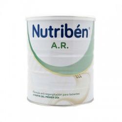 NUTRIBEN LECHE AR s/aceite palma 800gr