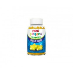 NEO PEQUES OMEGA-3 DHA 30 gummies