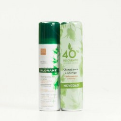 KLORANE SPRAY CH SECO ORT.NAT 150 ML-DUP