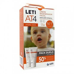 LETI AT-4 FACIAL 50ML - Duplo -50% 2ºud