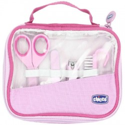 SET CHICCO HAPPY HANDS ROSA