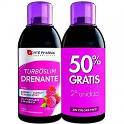 TURBOSLIM DRENANTE FRAMB. 500ml-PACK