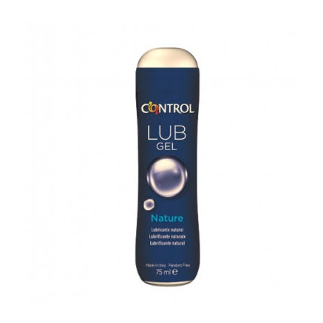 CONTROL GEL LUBRICANTE NATURE 75ml