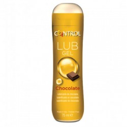 CONTROL GEL LUBRICANTE CHOCOLATE 75ml