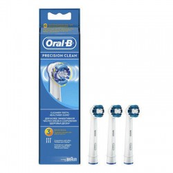 ORAL-B RECAMBIOS PRECI.CLEAN EB20 3ud