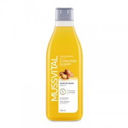 GEL ARGAN 750ml MUSSVITAL