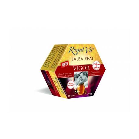 DIETISA ROYAL-VIT VIGOR 20 VIALES