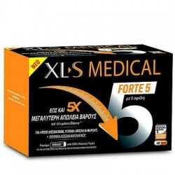 XLS MEDICAL FORTE 5 180 caps.