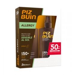 PIZ BUIN ALLERGY SPRAY SPF50+ 2x200ml