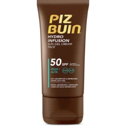 PIZ BUIN HYDRO INFUSION GEL FACIAL SPF50 50ml