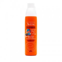AVENE SOLAR SPRAY NIÑOS SPF 50+ 200ml