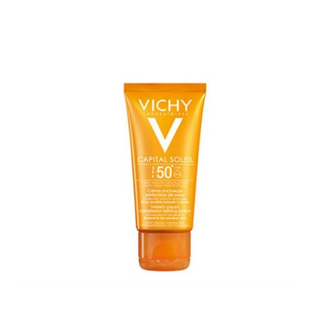 VICHY CAPITAL SOLEIL CREMA FACIAL SPF50+ 50ML