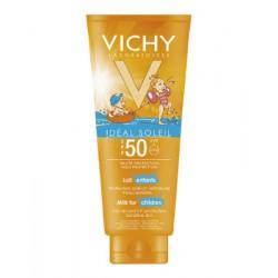 VICHY CAPITAL SOLEIL LECHE INFANTIL SPF50+ 300ML