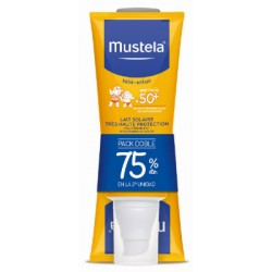 MUSTELA SOLAR SPRAY SPF50+ 2x200ml