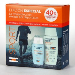 ISDIN FOTOPROTECTOR SPF50+ FUSION GEL SPORT 100ML + FUSION WATER 50ML