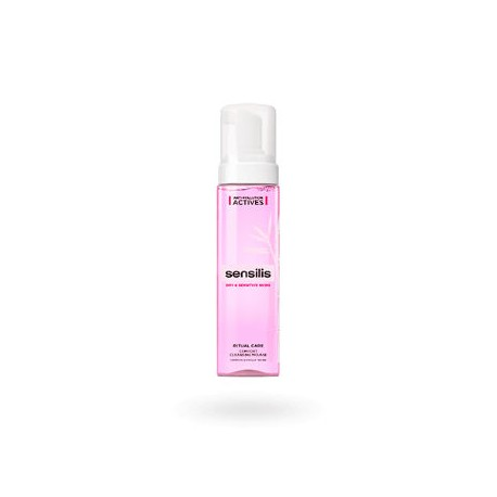 SENSILIS RITUAL CARE MOUSSE LIMPIADORA 200ml