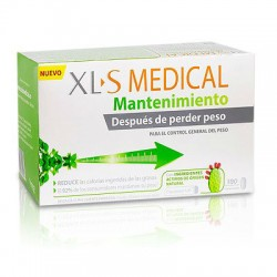 XLS MEDICAL MANTENIMIENTO 180 COMP.