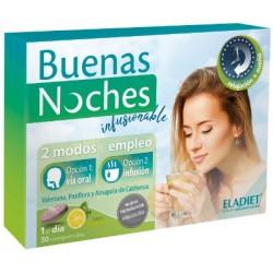 BUENAS NOCHES INFUSIONABLE 30comp-ELADIE