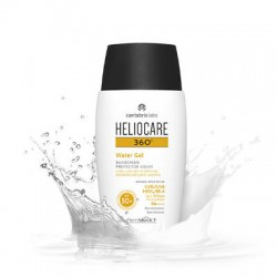 HELIOCARE 360º GEL WATER SPF50+ 50ML