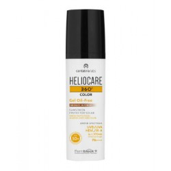HELIOCARE 360º GEL-OILFREE BRONZE INTENSE SPF50+ 50ML