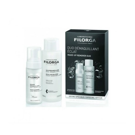 FILORGA MOUSSE 150ml+ AGUA MICELAR 400ml