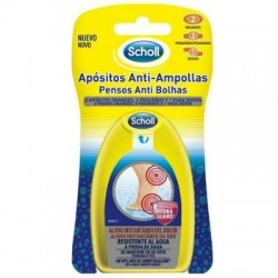 SCHOLL ANTI-AMPOLLAS MIXTO 5ud
