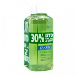 DUCRAY EQUILIBRANTE CHAMPU 2x400ml