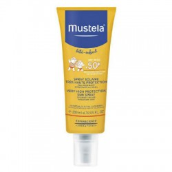 MUSTELA SOLAR SPRAY SPF50+ 200ml