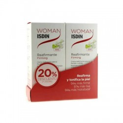 WOMAN ISDIN REAFIRMANTE 2x150ml