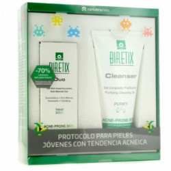 BIRETIX DUO GEL 30ml + LIMPIADOR 150ml