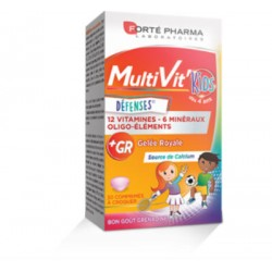 FORTE MULTIVIT KIDS 30 comp.