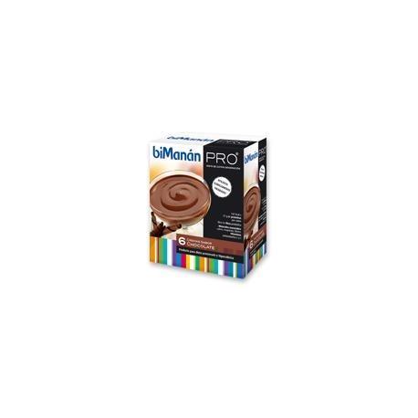BIMANAN PRO DULCES CREMA DE CHOCOLATE 6 uds.
