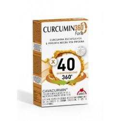 CUR CURCUMIN 360 FORTE 60 caps.