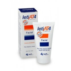 LETI AT-4 FACIAL PIEL ATOPICA 50 ML