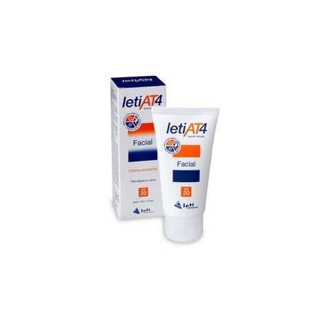 LETI AT-4 FACIAL SPF-20 PIEL ATOPICA 50 ML
