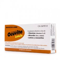 OCUVITE LUTEIN 60 comp.