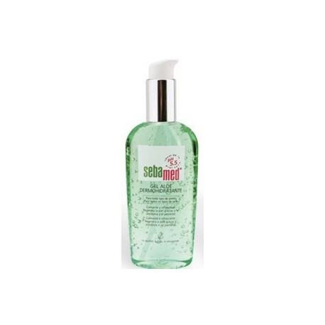 SEBAMED GEL ALOE VERA DERMOHIDRATANTE 200 ML