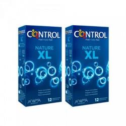 CONTROL XL 12+12 - MEGA AHORRO