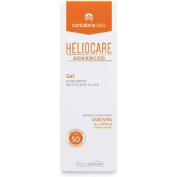 HELIOCARE GEL SPF50 200ML - pack