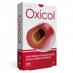 OXICOL 28 CAPS. ACTAFARMA - REGULA EL COLESTEROL