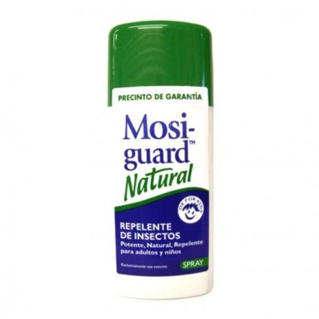 OTC MOSI-GUARD ANTIMOSQUITOS NATURAL SPRAY 100 ML