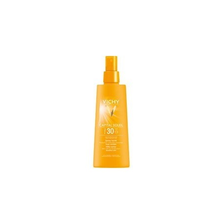 VICHY CAPITAL SOLEIL SPRAY SPF30 200ml (Regalo Aftersun 100ml)